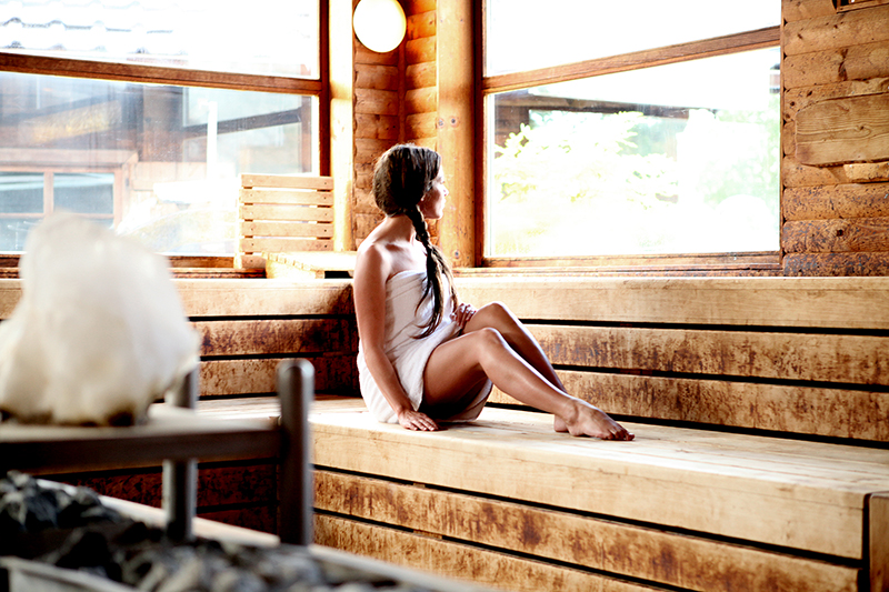 AQUALAND Sauna